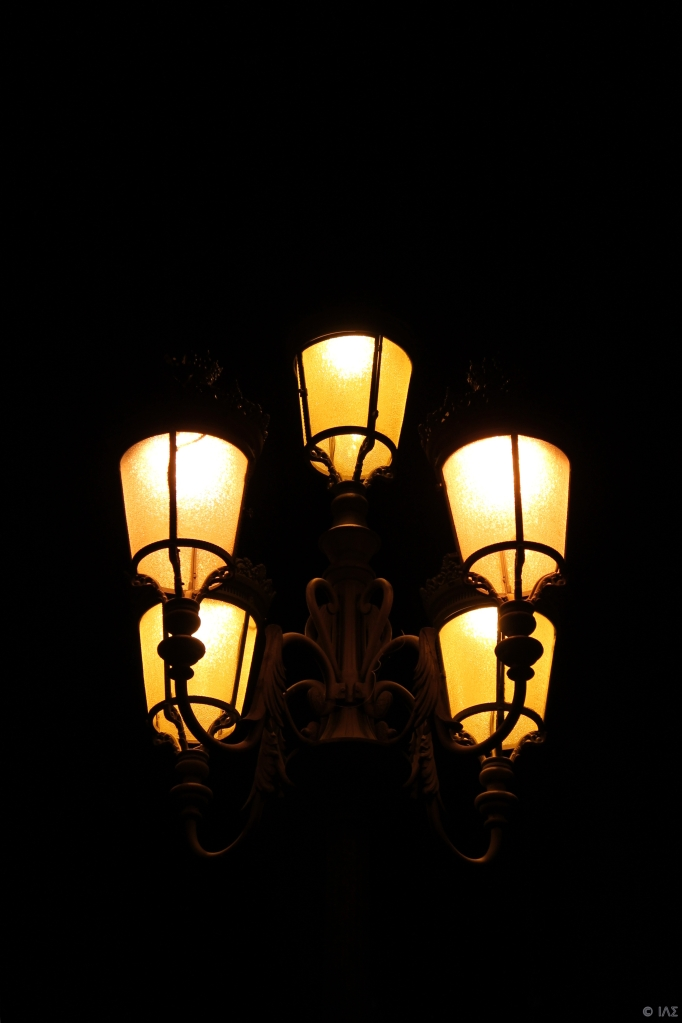 Street Lamp Week- Day 3 : Madrid, Spain